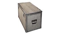 Eldfell wooden box trälåda Tentipi