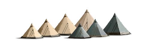 tent range Safir MT