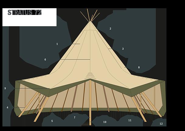 Tipi Anatomy