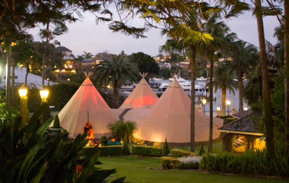 tipi tent by tentipi event tipis & Tentipi - giant hat Nordic kata wedding tipis for sale
