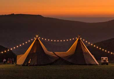 Event Tents & Adventure tipi tents and giant hat Nordic kata wedding tipis for sale