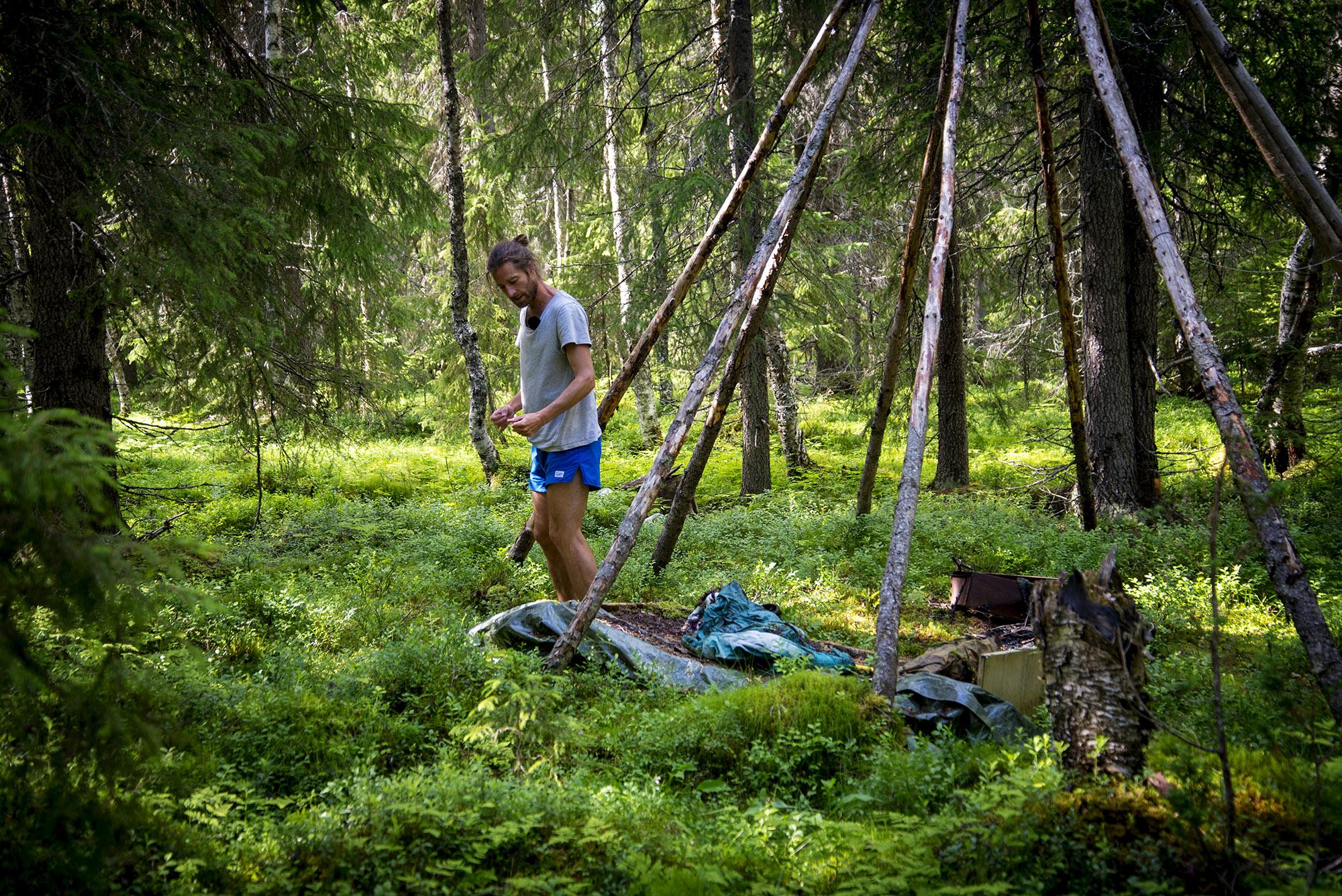 Markus Torgeby The Runner Long Distance Runner