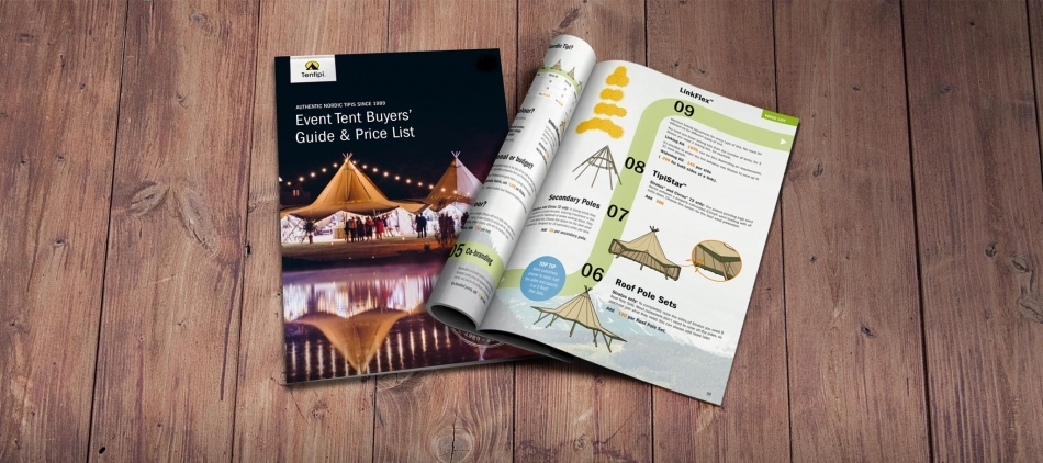 Tentipi ROW Buyers Guide and Price list