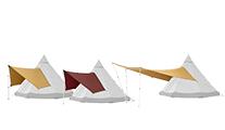 Canopy tarp Tentipi