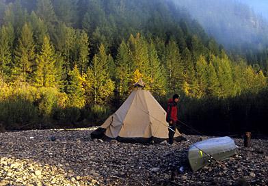 adventure tents selector