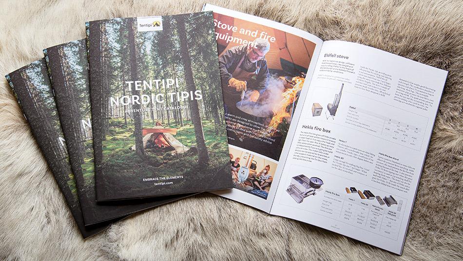 Adventure Catalogue Tentipi ROW