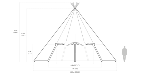06Create More Event Space With Tentipi