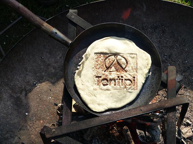 Tentipi Camp branding