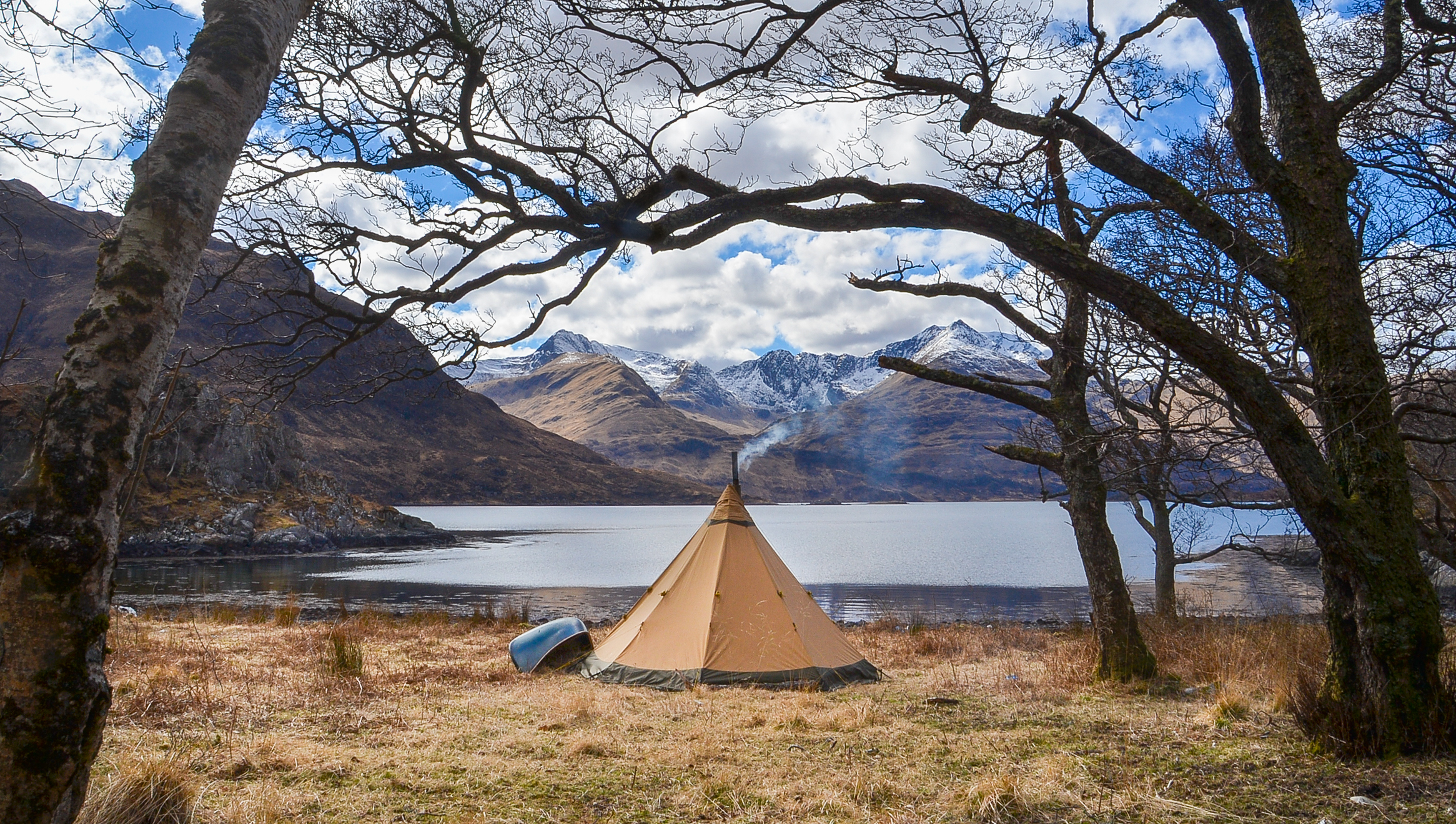 Loch Hourn Tim Gent