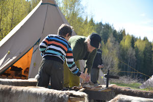 Tentipi Camp secondary image Javeron 2015 4